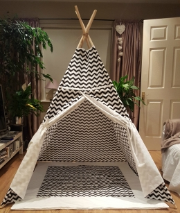 girls teepee