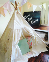 baby teepee tent rep of ireland