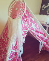 childrens teepee wigwam