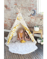 traditional garden games teepee play tent