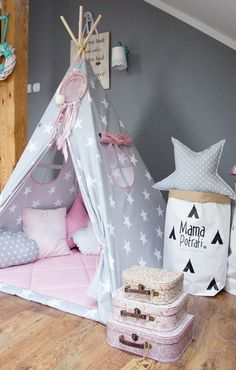 how to make a childrens teepee