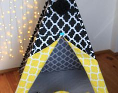 child's teepee tent dragons den